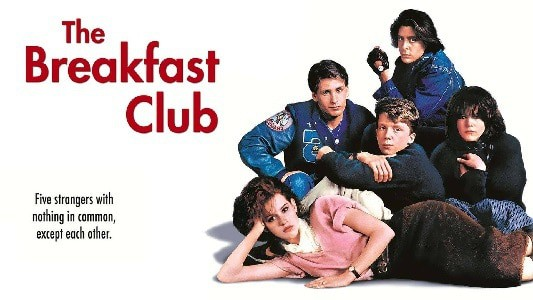 Influential Films in Pop Culture History: The Breakfast Club - An 80's Social Movie Supreme