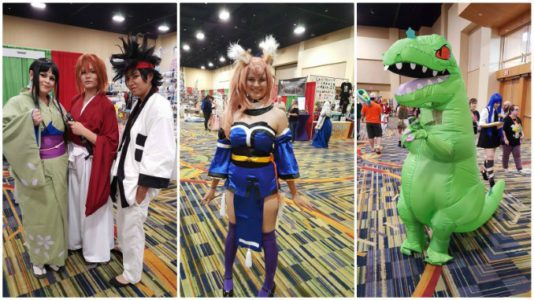 Cosplay Photos: Holiday Matsuri