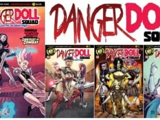 Danger Doll Squad Volume 2