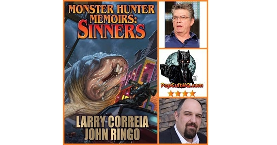 Book Review Monster Hunter Memoirs Sinners By Larry Correia