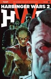 HARBINGER WARS 2 PRELUDE #1 - Pre-Order Edition by Khari Evans