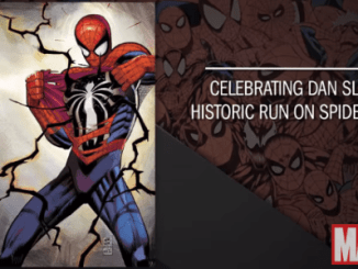 Dan Slott Retrospective video