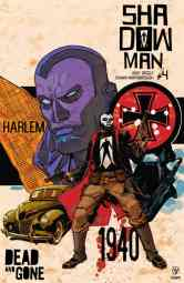 SHADOWMAN (2018) #4 – Shadowman Icon Variant by Dave Johnson