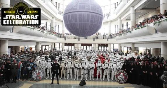 Star Wars Celebration 2019 tickets