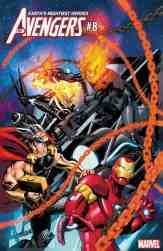 AVENGERS #8 by MIKE MCKONE