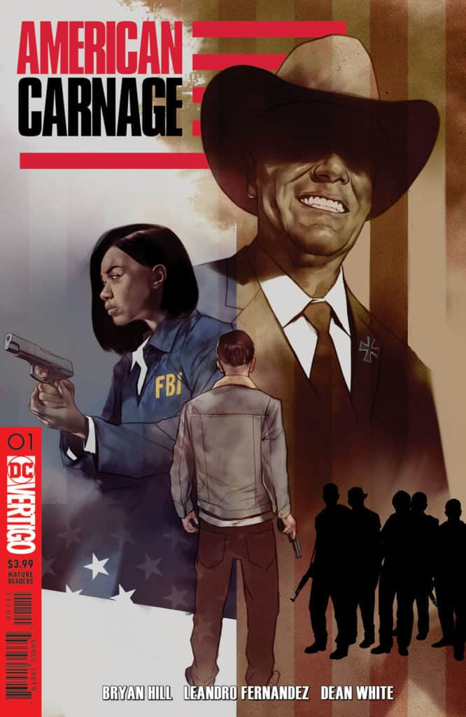 American Carnage by Bryan Hill and Leandro Fernandez