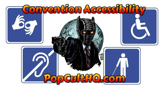 Convention accessibility list