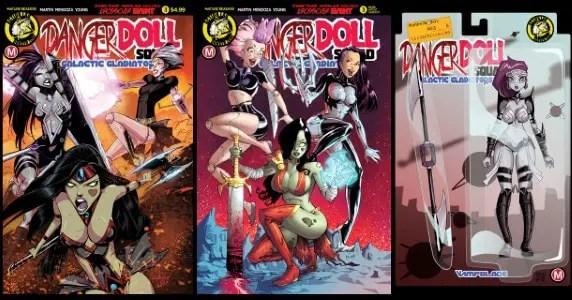 Danger Doll Squad Volume 2 #3
