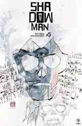 Shadowman #5 - Cover B by David Mack