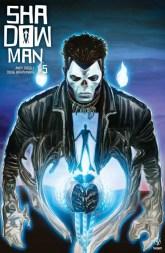 Shadowman #5 - Shadowman Icon Variant by Doug Braithwaite