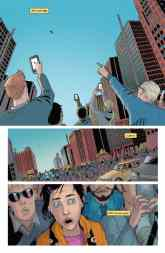 She Could Fly #1 preview page 1