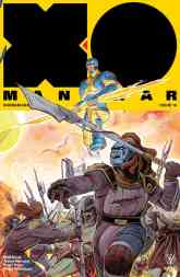 X-O Manowar #16 - Interlocking Variant by Veronica Fish