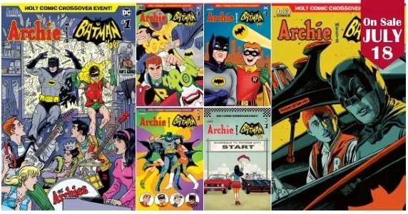 Archie Meet Batman 66