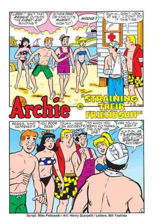Archie and Me Comics