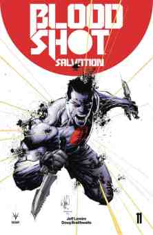 Bloodshot Salvation #11 - Bloodshot Icon Variant by Whilce Portacio