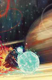 COSMIC GHOST RIDER #1 - Variant Cover by Stephanie Hans