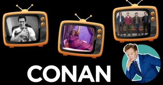 Conan 7.12.18
