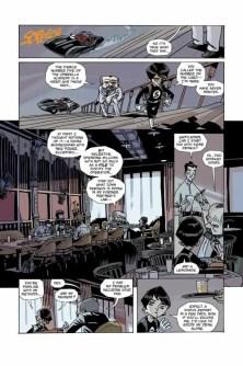 The Umbrella Academy - Hotel Oblivion #1