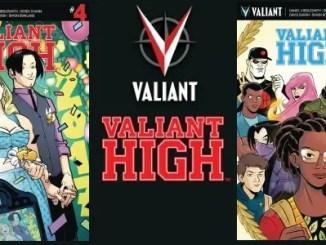 Valiant High #4
