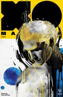 X-O MANOWAR (2017) #20 - Cover C by Zu Orzu