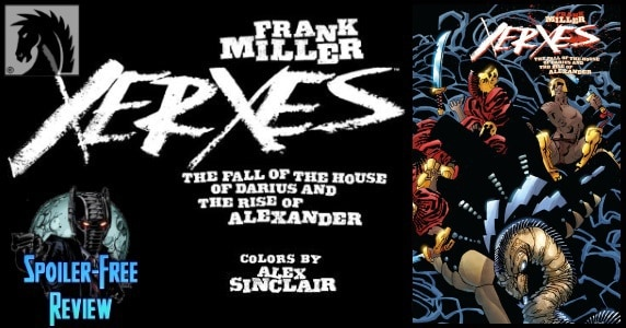 Xerxes - The Fall of the House of Darius and the Rise of Alexander #4