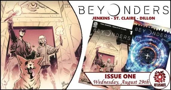 Beyonders #1