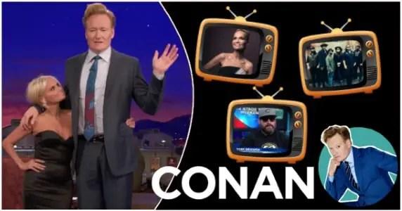 Conan 8.28.18