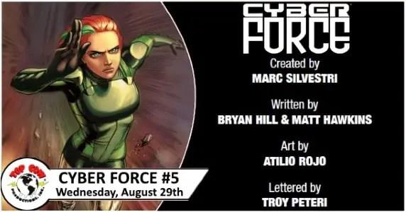 Cyber Force #5