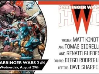 Harbinger Wars 2