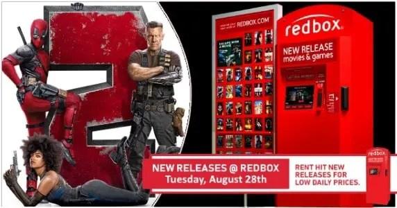 Redbox 8.28.18