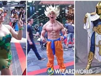 Wizard World Chicago 2018 - Sunday feature