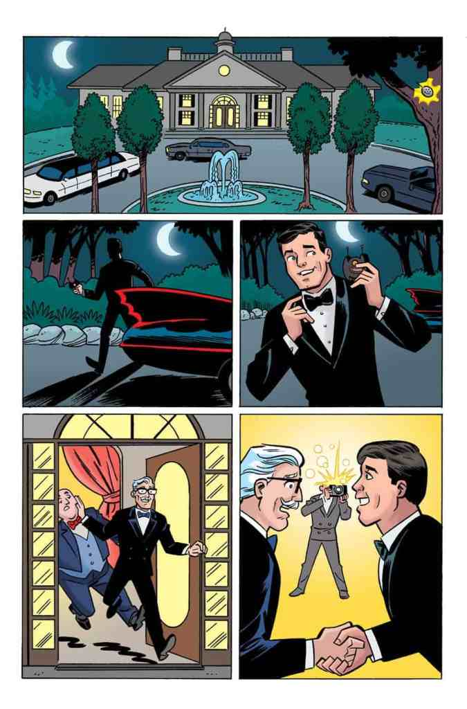 ARCHIE MEETS BATMAN '66