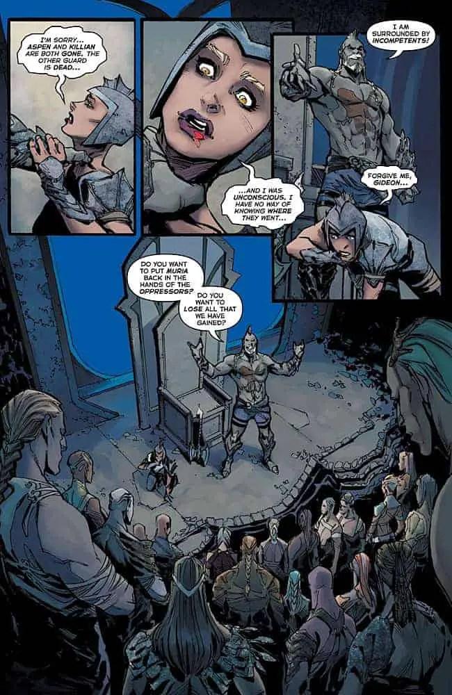 Fathom v4 issue #4