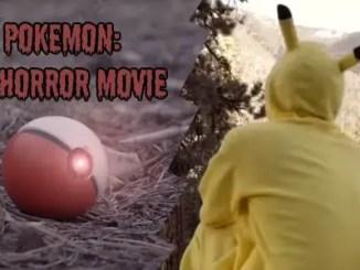 Pokemon horror