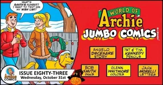 World Of Archie Jumbo Digest