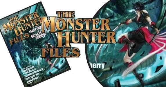 Monster Hunter Files Feature