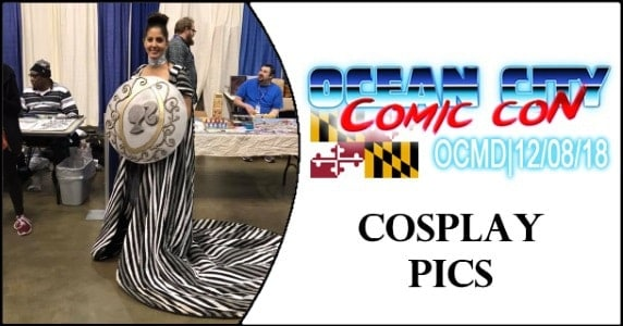 Cosplay Photos: Ocean City Comic Con 2018