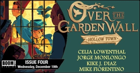 [Preview] BOOM! Studios' 12/19 Release: OVER THE GARDEN WALL: HOLLOW TOWN #4