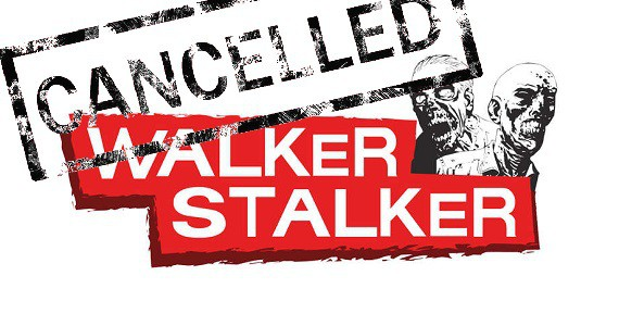 [Convention News] Walker Stalker Cancels Two Shows Late in the Game