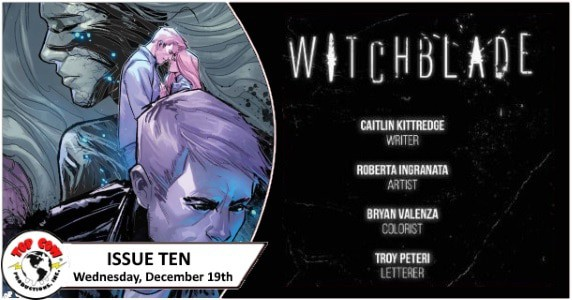 [Preview] Top Cow's 12/19 Release: WITCHBLADE #10