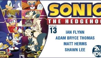 Comic Book News Creators Stories Flourish In Idw Publishing S Sonic The Hedgehog Annual 2019 Popculthq
