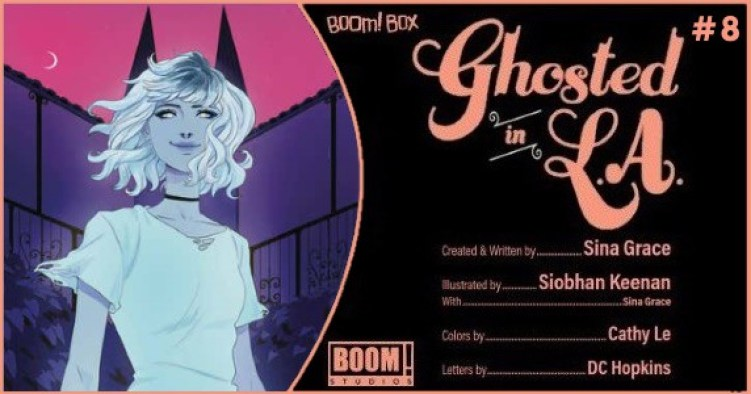 Image result for ghosted in la #8