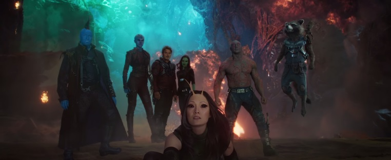Resultado de imagem para Guardiões da Galáxia super bowl
