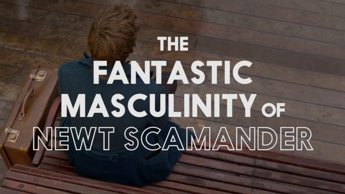 The Fantastic Masculinity of Newt Scamander | The Pop