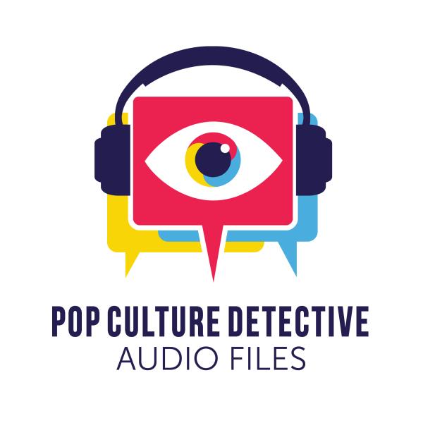 Pop Detective Audio Files logo