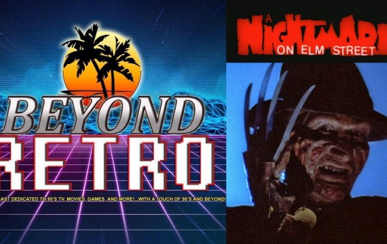 Beyond Retro Episode 3 - A Nightmare on Elm Street