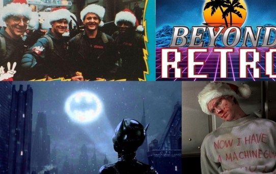 Beyond Retro Episode 11 - Christmas Movies!