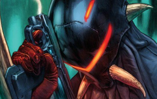 X-O MANOWAR #10 Preview