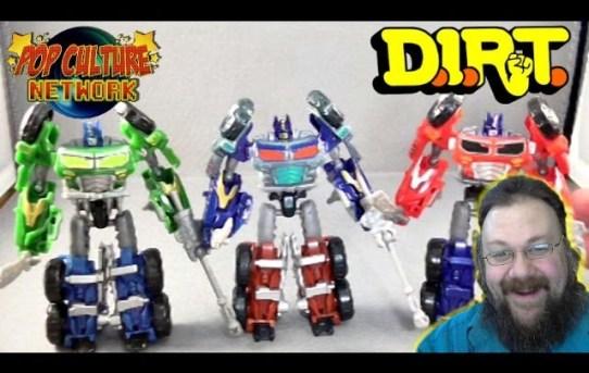 Formers Friday - Beast Hunters Optimus Prime Variants!