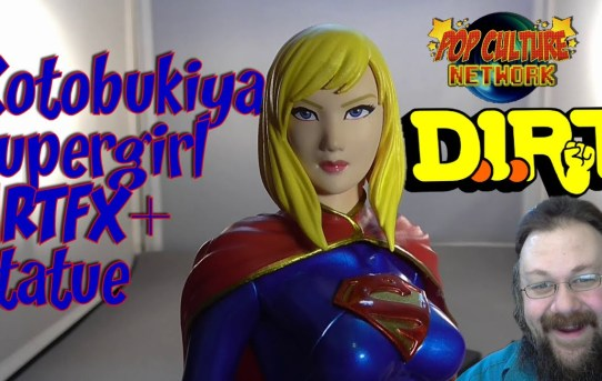 Kotobukiya New 52 Supergirl ARTFX+ Statue Review